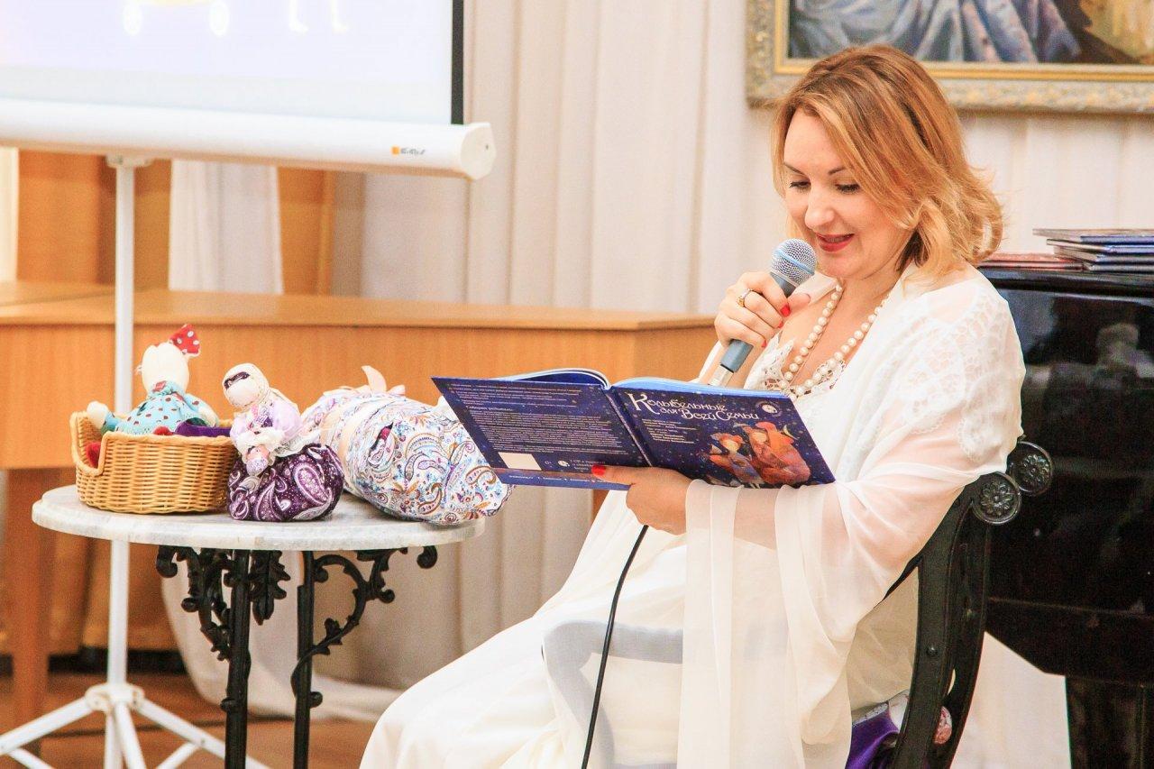 Концерт Наталии Фаустовой в Барнауле