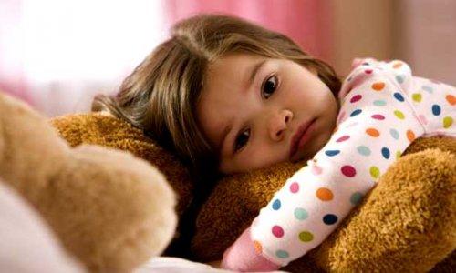 ребенок не засыпает