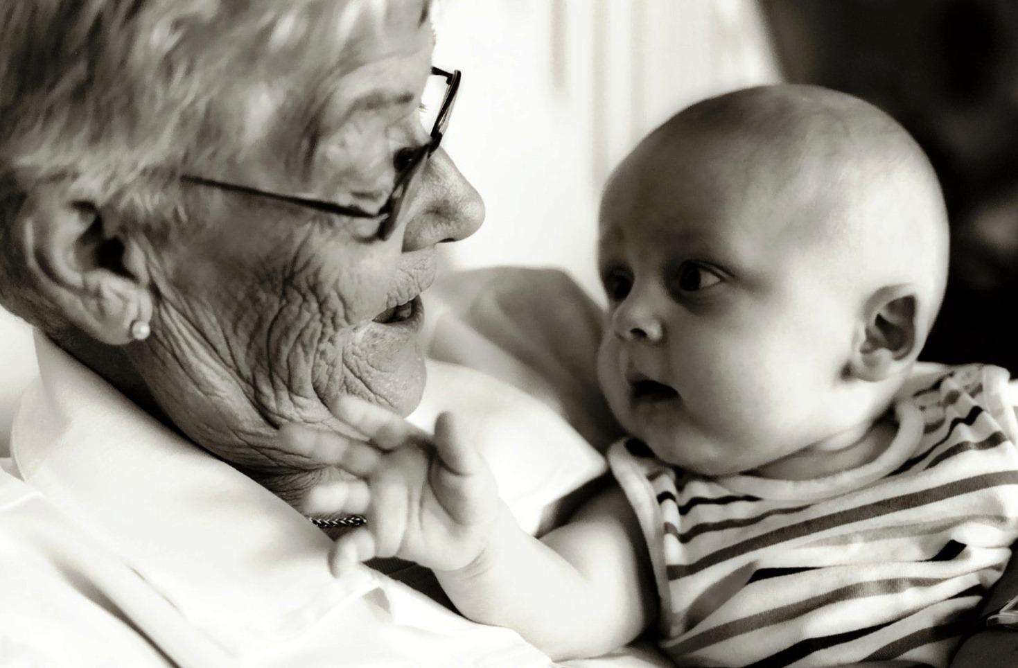 колыбельные песни бабушки для внучки