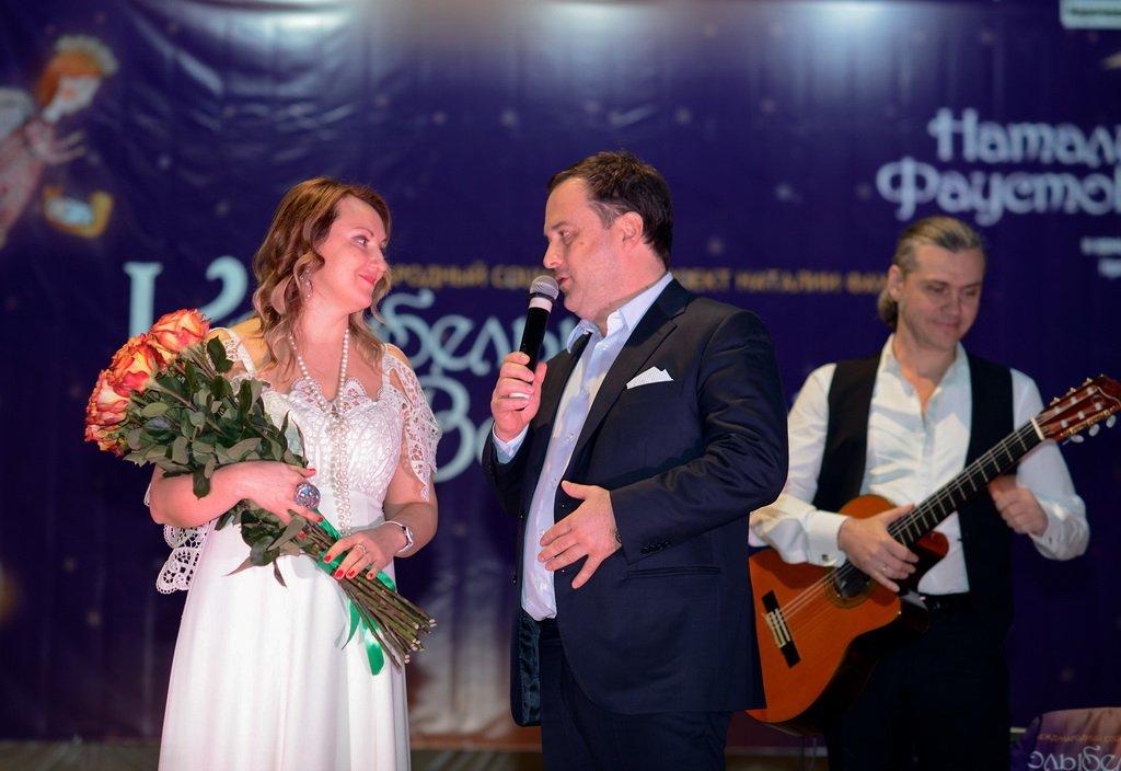 Наталия Фаустова и Виталий Явельский