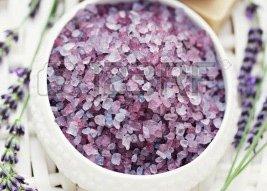лавандовая соль
