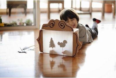 идеи вечерних занятий с детьми