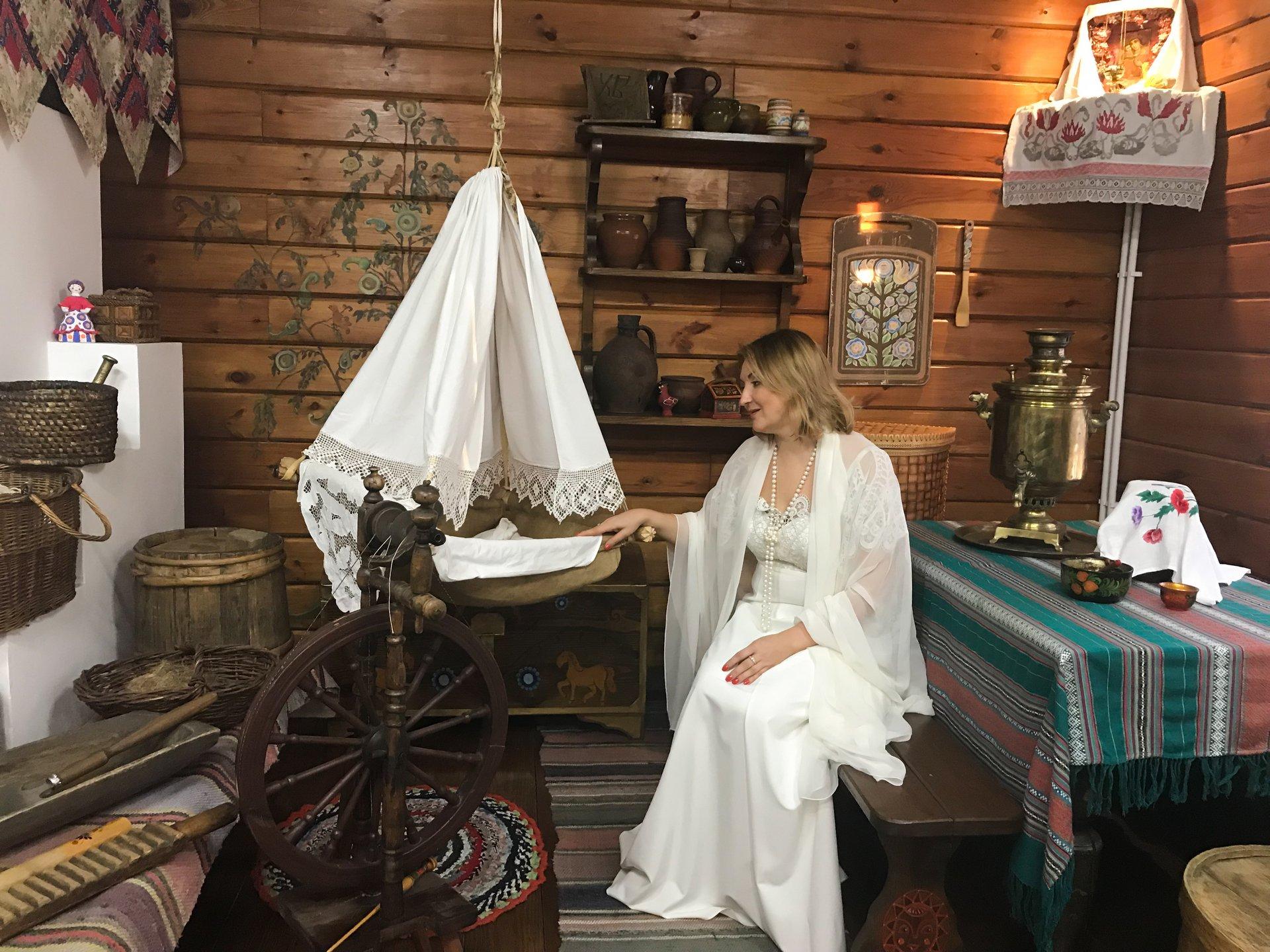 Над колыбелью - Наталия Фаустова